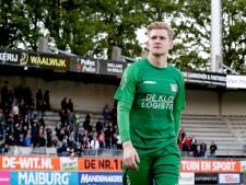 NEC-doelman Branderhorst deelt woede van de fans