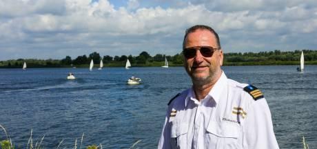 Treiterende jetskiërs zijn een plaag op de Maas; 'We hollen van incident naar incident'