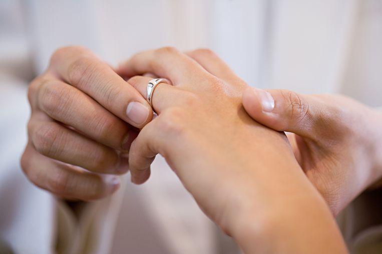 Bruidegom maakt ongepaste opmerking: huwelijk al na drie minuten voorbij