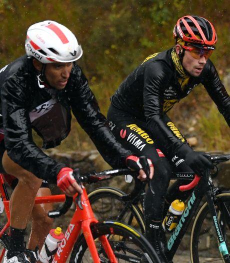Goed nieuws: alle 684 tests in Vuelta negatief