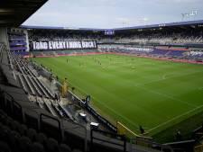 Feu vert pour le retour des supporters à Anderlecht