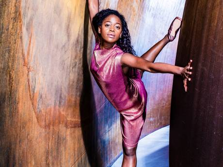 Ballerina Michaela DePrince: Je kunt van je verleden ook je kracht maken