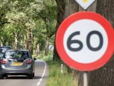Risicovol stuk kanaalweg Apeldoorn naar 60 per uur, wisselende snelheid blijft
