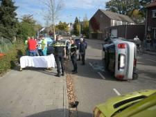 Automobilist gewond na meerdere botsingen op de Koudenhovenseweg  Eindhoven