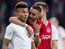 Ajax wil na Neres ook Ziyech langer binden