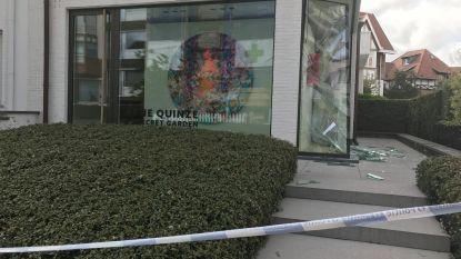 Kunstwerk van Arne Quinze ter waarde van 2,2 miljoen euro gestolen bij ramkraak in Knokke