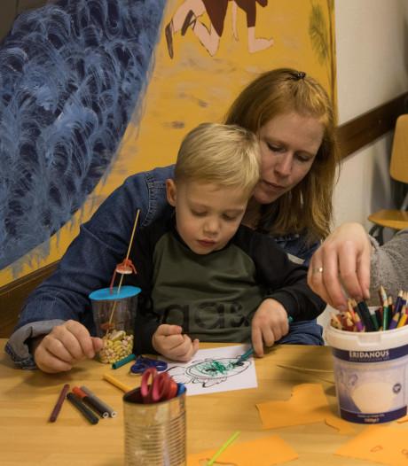 Protestantse Kerk lokt jonge gezinnen kliederend naar kerken op Veluwe