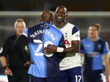 Tottenham zwaarbevochten langs Wycombe in FA Cup