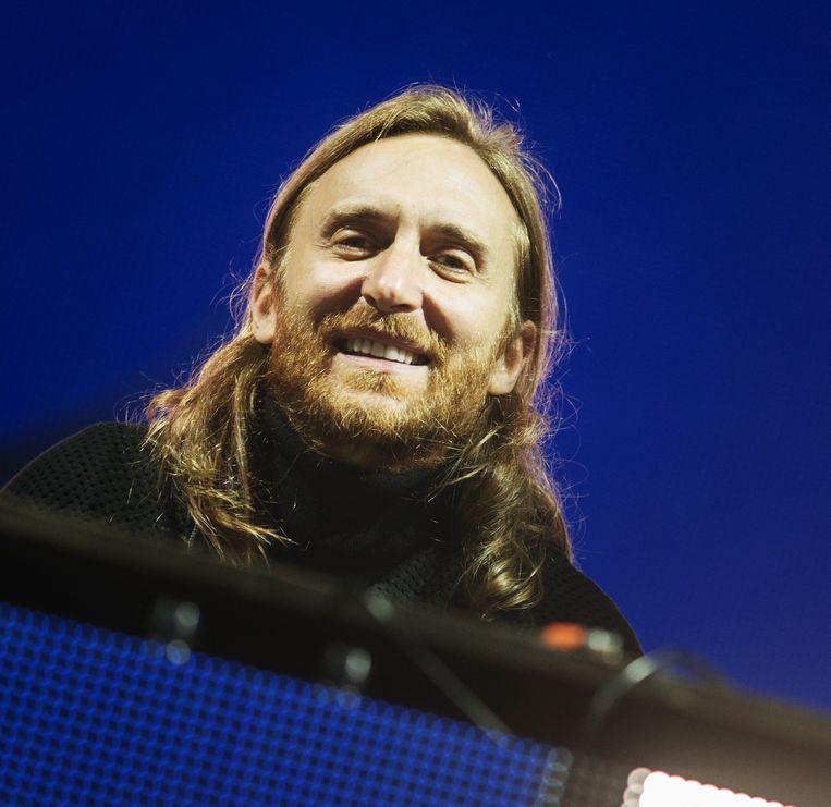 David Guetta.
