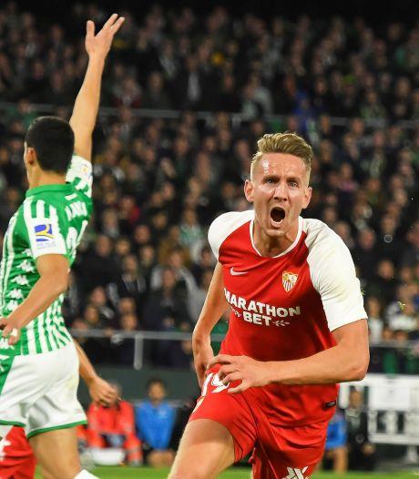Witte rook in Spanje: La Liga begint op 11 juni weer met derby van Sevilla