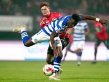 NEC flikt het ook in de kleine Gelderse derby: scoren in de laatste minuut