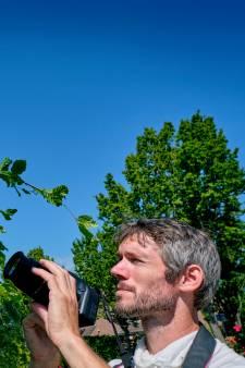 Bart-Jan Baaijens heeft een haviksoog voor vlinders en libellen
