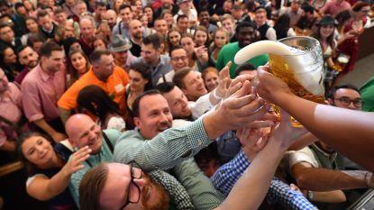 Bezoekers Oktoberfest München stootten 1.000 keer zoveel methaan uit als een varken op 1 jaar tijd