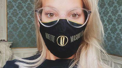 Ook Eline De Munck lanceert eigen collectie mondmaskers + shop onze andere favorieten