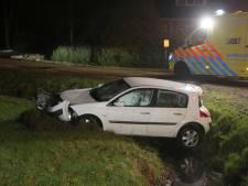 Drie mannen lichtgewond door ongeluk in Heeswijk-Dinther
