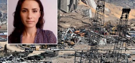 Nederlandse (37) kruipt door oog van de naald bij explosie Beiroet: 'Mijn huis ligt in puin'