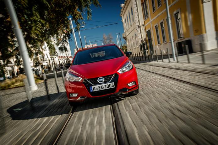Over de nieuwe motor van de Nissan Micra is nauwelijks iets negatiefs te melden.