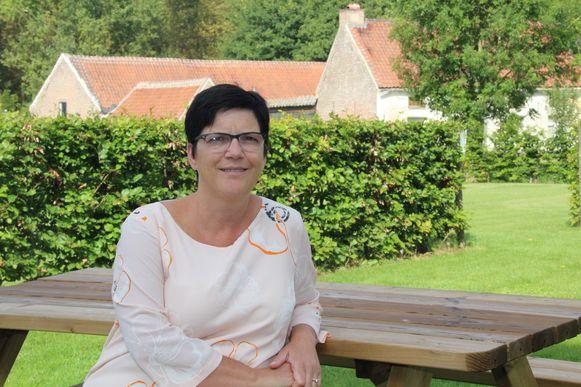 Gerda Van Steenberge.
