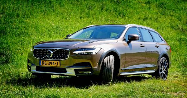 Volvo Stoelen Te Koop.Test Volvo V90 Cross Country Niet In Alle Opzichten Reusachtig