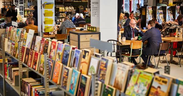 Moderne bibliotheek gouda is zoveel meer dan boeken lenen gouda - Moderne bibliotheek ...
