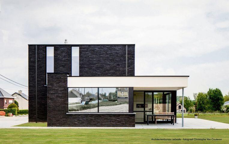 Architectectenbureau aabbeele - Foto: Christophe Van Couteren