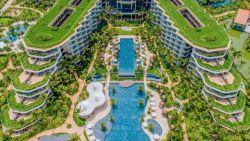 De zeven beste nieuwe hotels om bij weg te dromen
