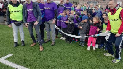 700 deelnemers aan Sanderloop steunen voetballer in strijd tegen leukemie