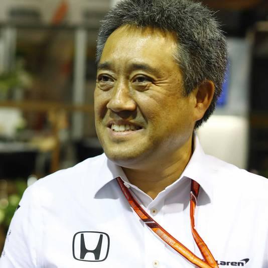 Honda-baas Yamamoto