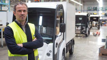 Addax Motors verhuist productie van elektrische bestelauto's naar Deerlijk