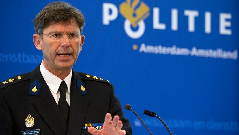 Bernard Welten Beeld ANP