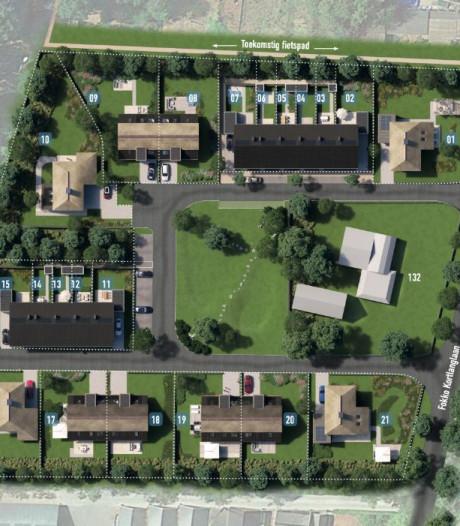 Vakantiepark De Loohof in Ermelo verandert in woonwijk: 'Sprong in het duister'
