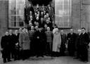 Directie en personeel van Bavaria op 20 maart 1939.