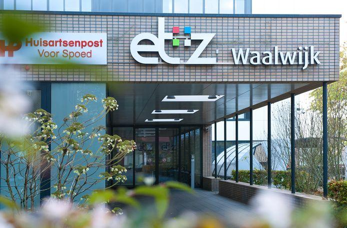 In het ETZ Waalwijk worden vanaf 2019 enkele afdelingen gesloten.
