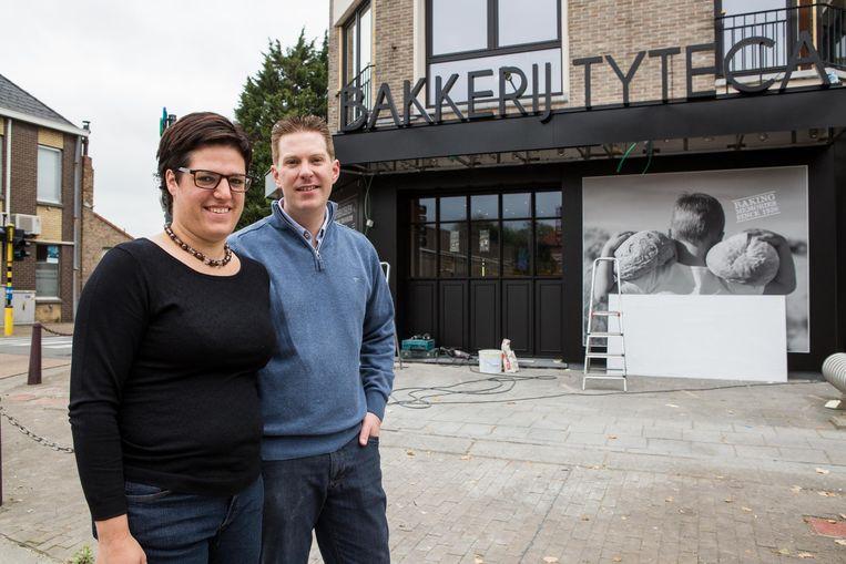 Bakkerij tyteca weer open koksijde regio hln for Bakker in de buurt