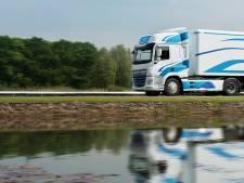 DAF start verkoop en productie elektrische truck
