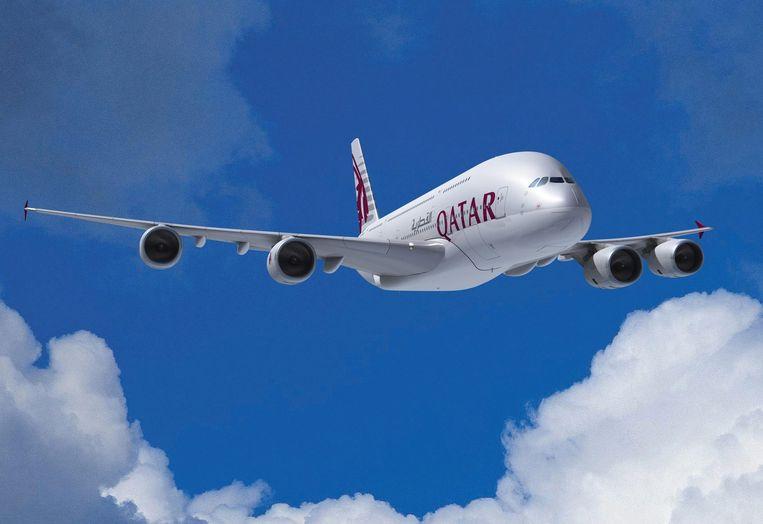 Qatar Airways. Beeld epa