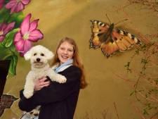 Pam (17) heeft al haar hoop gevestigd op een hulphond: 'Ik wil echt leven, niet overleven'