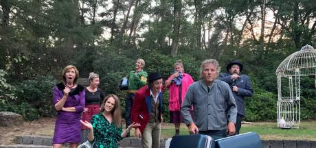 Theatergroep Bluv: veilig lachen op anderhalve meter