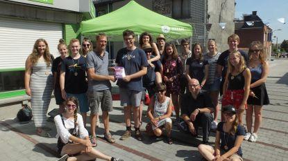 Oxfam-winkel schenkt award aan Sint-Jansscollege