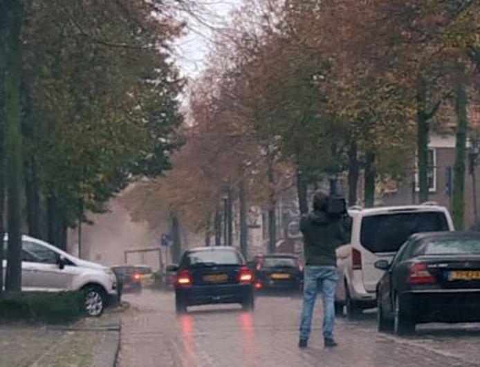 Corne van Gaal gaat er na de confrontatie in Opgelicht?! vandoor.