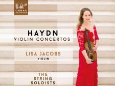 Lisa Jacobs speelt een buitengewoon zangerige partij
