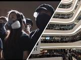 Demonstranten in Hongkong brengen massaal protestlied ten gehore