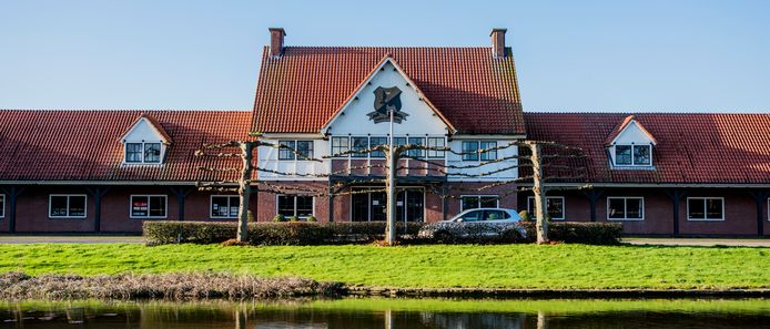 Meubelfabriek Oisterwijk, beter bekend als 'Klop Klop'.