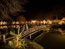 Christmas Fair Twente verlaat Het Rheins in Enter