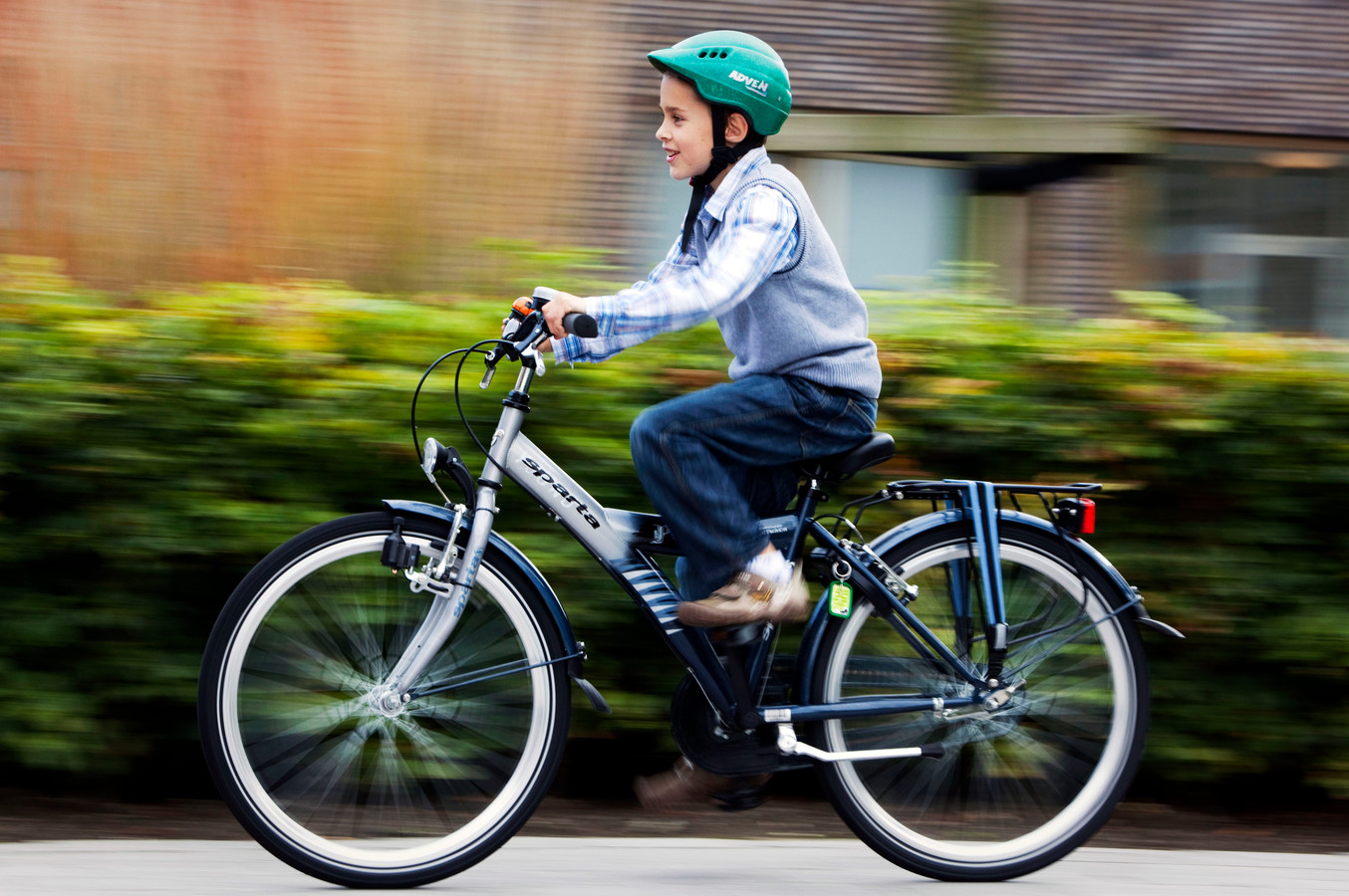 Kinderen uit arme gezinnen kunnen in de gemeente Rucphen eenmalig een fiets krijgen.