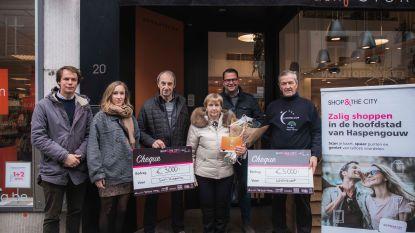 Monique uit Zepperen wint voor de tweede keer een auto, maar schenkt die weg aan Sint-Vincentius