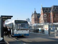 Verdachte opgepakt voor bijten en slaan van Amsterdamse buschauffeur