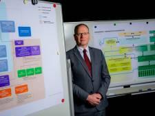 Corona-crisismanager Ton Heerts: 'Het is crisistijd en geen vakantietijd'