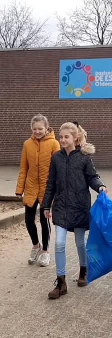 Op deze Twentse basisscholen verdwijnt alles in dezelfde afvalbak: 'Geven niet het goede voorbeeld'