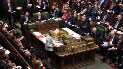 Brits parlement trekt brexit-initiatief naar zich toe